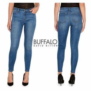 Buffalo David Bitton | Mid-rise Faith Skinny Jeans